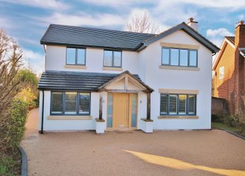 Thumbnail 5 bed detached house for sale in Grange Park Avenue, Wilmslow