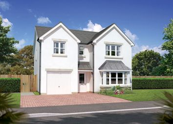 Thumbnail 4 bed detached house for sale in The Hampsfield, Hunters Meadow, Auchterarder