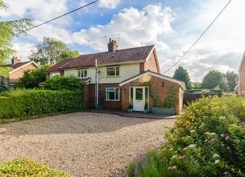 Thumbnail 3 bed semi-detached house for sale in The Oaks, Colton, Norwich
