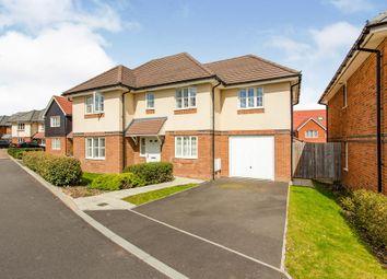 Burden Drive, Bishopdown, Salisbury SP1. 4 bed detached house for sale