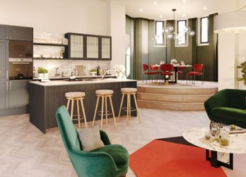 Thumbnail 2 bed flat for sale in The Barnabas, Holden Road, London