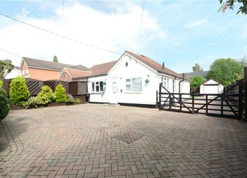 3 bed semi-detached bungalow for sale in Owlsmoor Road, Sandhurst, Berkshire GU47