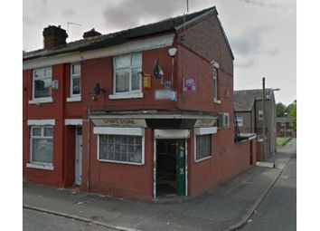 Thumbnail 1 bed end terrace house for sale in Cicero Street, Manchester