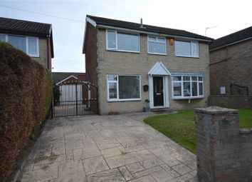 Thumbnail 3 bed detached house for sale in Hawthorn Grove, Rothwell, Leeds, West Yorkshire