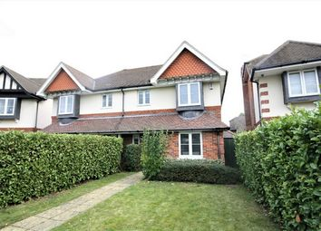 Thumbnail 3 bed semi-detached house to rent in Swallow Fields, Iver, Buckinghamshire