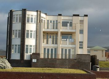 Thumbnail 2 bed flat to rent in Corbett Avenue, Tywyn