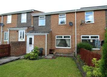 3 bed terraced house for sale in Pennine Court, Annfield Plain Stanley Co Durham DH9