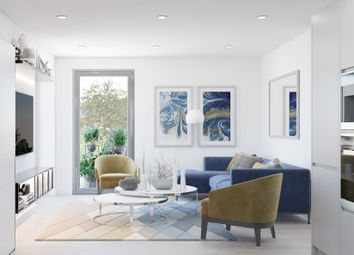 Thumbnail 2 bed flat for sale in Ivory Court, Bowes Road, Palmers Green, London