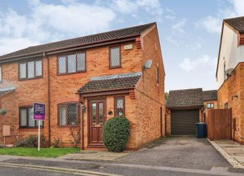 3 bed semi-detached house for sale in Manor Grove, Eynesbury, St. Neots PE19