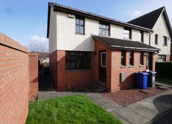 Thumbnail 2 bed semi-detached house to rent in Redcroft Street, Danderhall, Midlothian