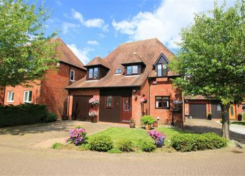 Thumbnail 4 bedroom detached house for sale in Butterfield Close, Woolstone, Milton Keynes