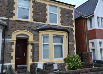 Thumbnail 2 bed flat to rent in 38, Miskin Street, Cathays, Cardiff, South Wales