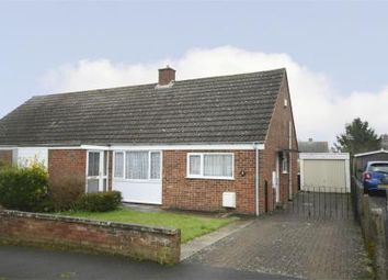 Thumbnail 2 bed semi-detached bungalow for sale in Westfield Drive, Raunds, Northamptonshire