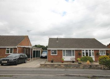 Thumbnail 2 bed semi-detached bungalow to rent in Coleridge Close, Swindon, Wilts