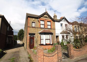 Thumbnail 3 bed end terrace house for sale in Mawney Road, Romford