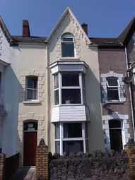 Thumbnail 6 bedroom terraced house to rent in Eaton Crescent, Swansea