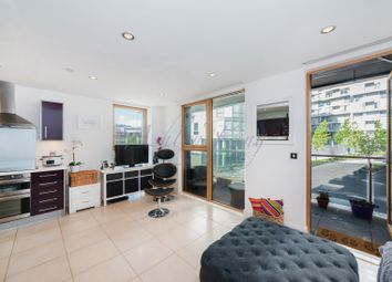 Thumbnail 2 bed flat for sale in Streamlight Tower, 9 Province Square, London