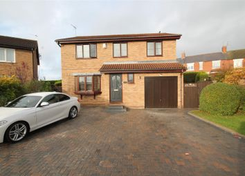 Thumbnail 4 bed detached house for sale in Beechburn Park, Crook
