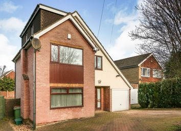 Thumbnail 4 bed detached house for sale in Burringham Road, Scunthorpe