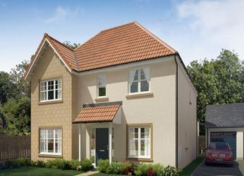 Thumbnail 4 bed detached house for sale in Burnell Park, Haddington