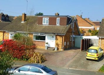 Thumbnail 4 bed semi-detached house for sale in Parracombe Way, Abington Vale, Northampton, Northamptonshire