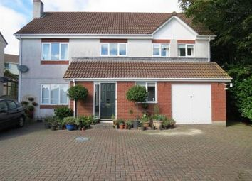 Thumbnail 6 bed detached house for sale in Penhaligon Way, St. Austell
