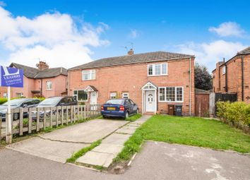 Thumbnail 3 bedroom semi-detached house for sale in Palmer Avenue, Loughborough