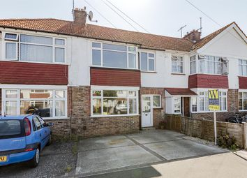 Thumbnail 3 bed terraced house for sale in Ripley Road, Worthing, West Sussex