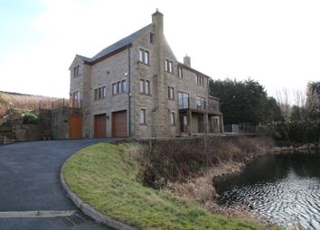 Thumbnail 6 bed detached house for sale in Dura Bank, Whitworth, Rochdale, Lancashire