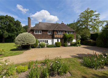Thumbnail 5 bed detached house to rent in Oak Grange Road, West Clandon, Guildford, Surrey