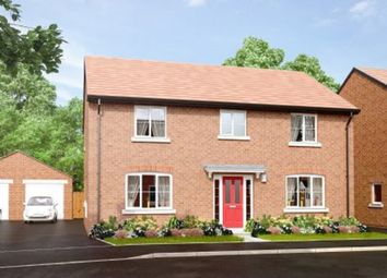 Thumbnail 4 bed detached house for sale in Main Road, Kempsey, Worcestershire