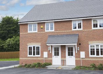 """Thumbnail 3 bedroom semi-detached house for sale in """"Finchley"""" at Bruntcliffe Road, Morley, Leeds"""