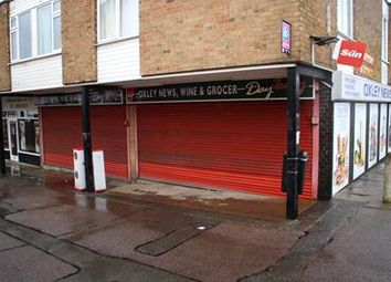 Thumbnail Retail premises for sale in 1-2 The Parade, Anson Road, Shepshed, Leicestershire