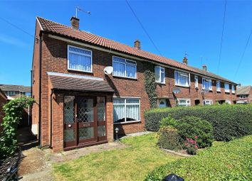 Thumbnail 3 bed semi-detached house for sale in Temple Mead, Roydon, Harlow
