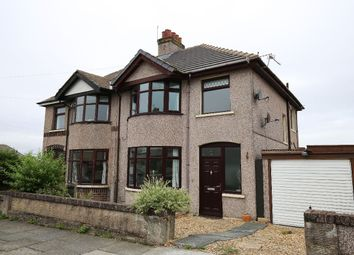 Thumbnail 3 bed semi-detached house for sale in Hale Carr Lane, Heysham, Morecambe