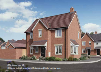 Thumbnail 3 bed detached house for sale in Ellesmere Road, Shrewsbury, Shropshire