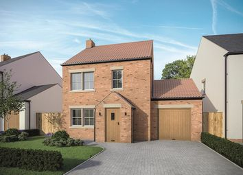Thumbnail 3 bed detached house for sale in 10 The Green, Pickhill, Thirsk