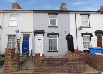 Thumbnail 2 bed terraced house for sale in Cauldwell Hall Road, Ipswich