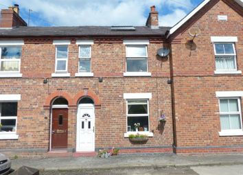 Thumbnail 3 bed terraced house for sale in Wye View Terrace, Builth Road, Builth Wells, 3Rl.