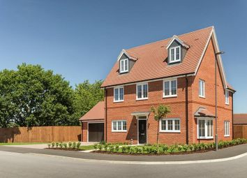 "Thumbnail 4 bedroom detached house for sale in ""The Oatvale"" at Nosworthy Way, Mongewell, Wallingford"