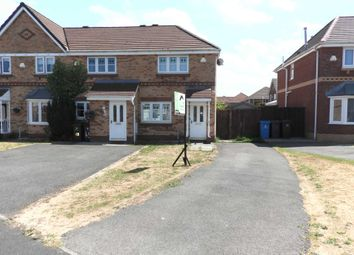 Thumbnail 3 bed end terrace house for sale in Penda Drive, Kirkby, Liverpool