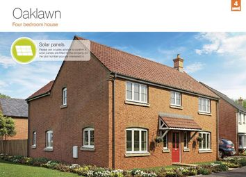 Thumbnail 4 bed detached house for sale in Collingham Brook, Swinderby Road, Collingham