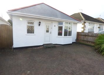 Thumbnail 3 bed detached bungalow for sale in Sunnyside Road, Poole