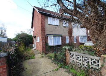Thumbnail 3 bed semi-detached house for sale in Cranham Gardens, Upminster