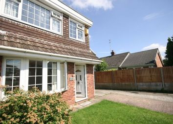 Thumbnail 3 bed semi-detached house for sale in Toftwood Avenue, Rainhill, Prescot