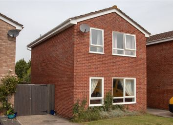 Thumbnail 3 bed detached house for sale in Beech Close, Ross-On-Wye