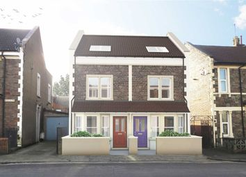 Thumbnail 3 bed semi-detached house for sale in Beauley Road, Southville, Bristol