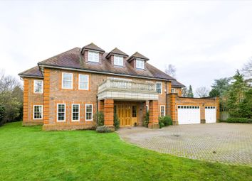 6 bed detached house for sale in Leigh Hill Road, Cobham, Surrey KT11