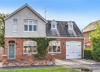 Thumbnail 4 bed detached house for sale in Florence Road, College Town, Sandhurst