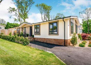 Thumbnail 2 bedroom mobile/park home for sale in Emms Lane, Brooks Green, Horsham
